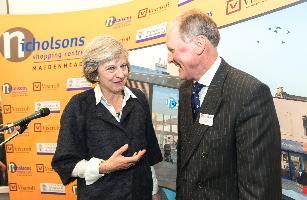 Theresa May, Daniel Carter